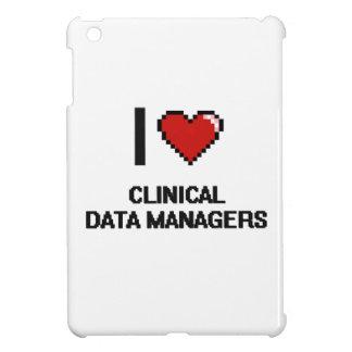 I love Clinical Data Managers iPad Mini Case