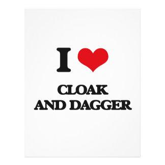 I love Cloak-And-Dagger Custom Flyer