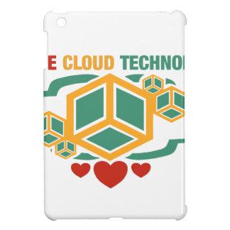 I Love Cloud Technology Cover For The iPad Mini