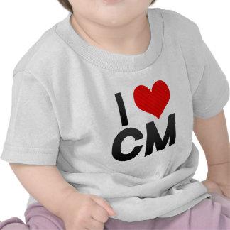 I Love CM Shirts