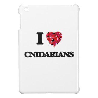 I love Cnidarians iPad Mini Cover