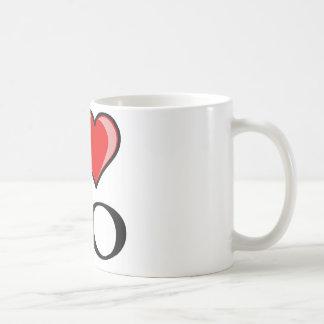 I Love CO - Colorado Coffee Mug