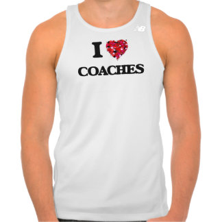 I love Coaches Tees