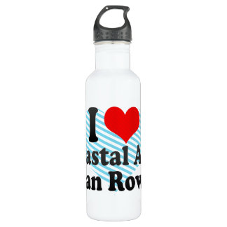 I love Coastal And Ocean Rowing Stainless Steel Water Bottle