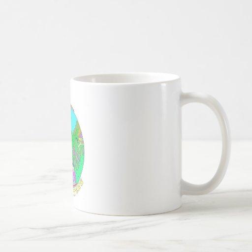I LOVE Coasters Classic White Coffee Mug