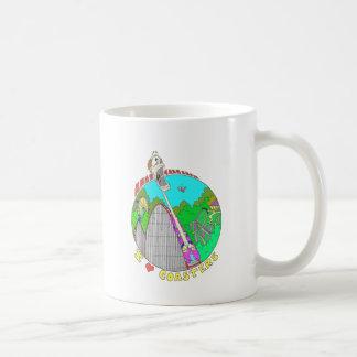 I LOVE Coasters Coffee Mug