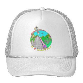 I love Coasters hat