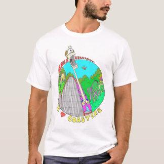 I Love Coasters Shirt