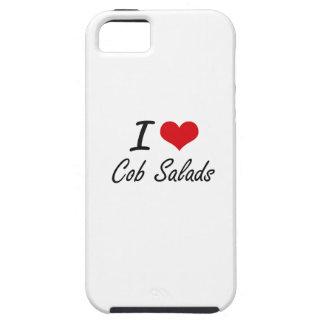 I love Cob Salads Artistic Design iPhone 5 Case