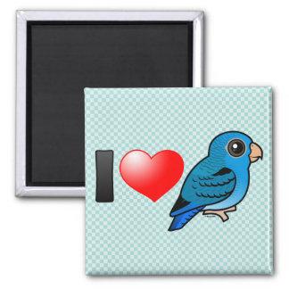 I Love Cobalt Linnies Magnet