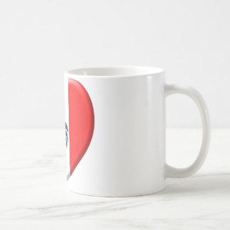 I love cock France flag Mug