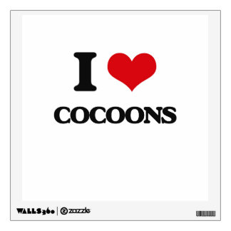I love Cocoons Room Decal