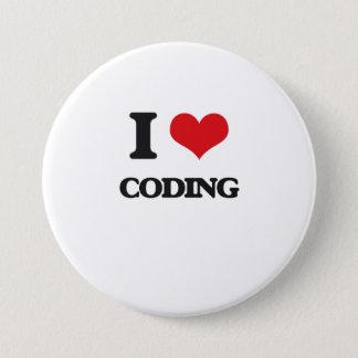 I love Coding Button