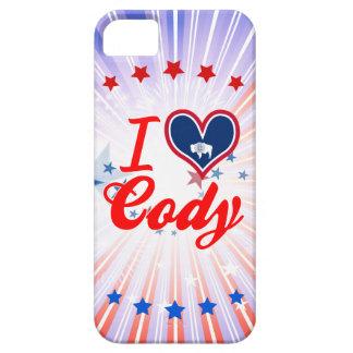 I Love Cody, Wyoming iPhone 5 Case