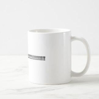 I LOVE COFEE COFFEE MUGS