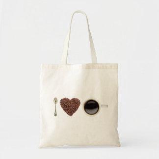 I Love Coffee 01 Tote Bag