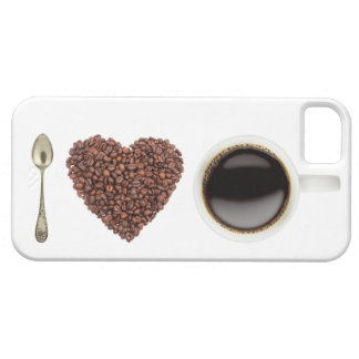 I Love Coffee iPhone 5 Case