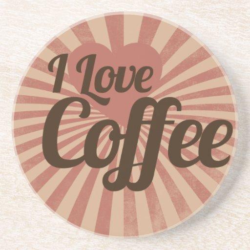I love coffee coasters