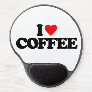 I LOVE COFFEE GEL MOUSEPAD