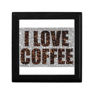 I Love Coffee Gift Box