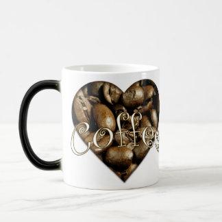 I Love Coffee Heart Mug