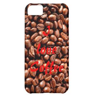 I love Coffee - iPhone 5c Case