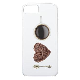 I Love Coffee iPhone 8/7 Case