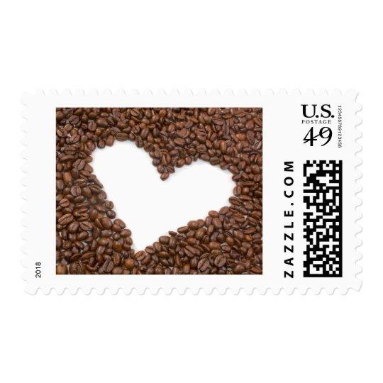 I Love Coffee Postage