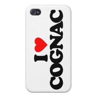 I LOVE COGNAC iPhone 4/4S CASES