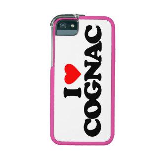 I LOVE COGNAC iPhone 5 CASES