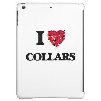 I love Collars iPad Air Cover