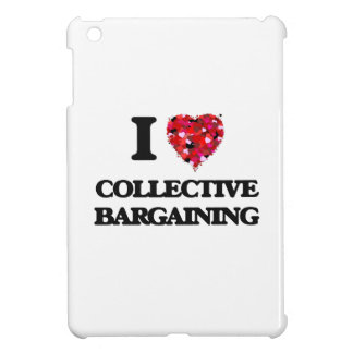 I love Collective Bargaining iPad Mini Covers