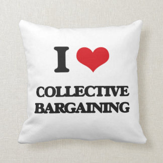 I love Collective Bargaining Pillows