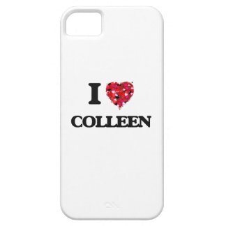 I Love Colleen iPhone 5 Covers