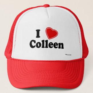 I Love Colleen Trucker Hat