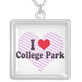 I Love College Park, United States Jewelry