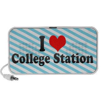 I Love College Station, United States Speaker System