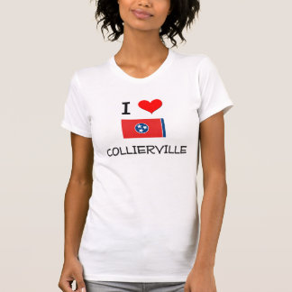 I Love Collierville Tennessee Tees
