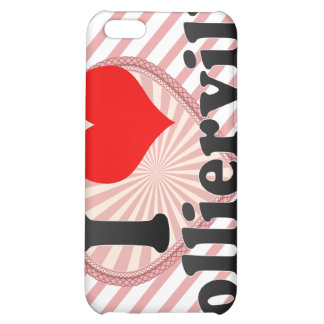 I Love Collierville, United States iPhone 5C Cover