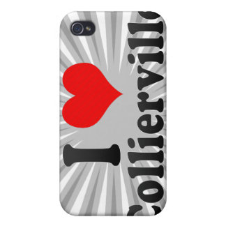 I Love Collierville, United States iPhone 4/4S Case