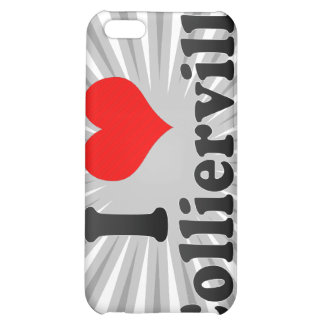 I Love Collierville, United States Case For iPhone 5C