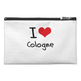 I love Cologne Travel Accessory Bags