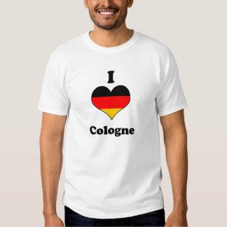 I love cologne tee shirt