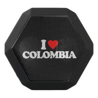I LOVE COLOMBIA BLACK BLUETOOTH SPEAKER