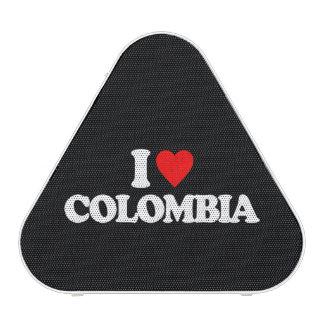 I LOVE COLOMBIA BLUETOOTH SPEAKER