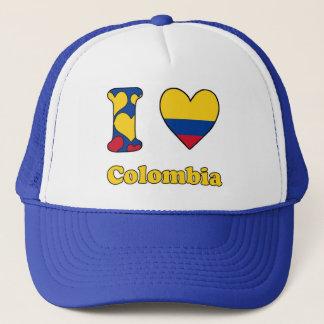 I love Colombia Trucker Hat