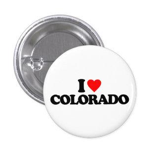 I LOVE COLORADO PINS
