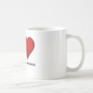 I LOVE COLORADO SPRINGS,CO - COLORADO COFFEE MUG