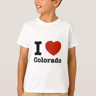 I Love Colorado T-Shirt