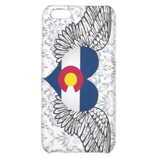 I Love Colorado -wings iPhone 5C Case